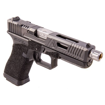 G17 Urban Threaded 9mm 4.5 & Quot; by Agency Arms LLC