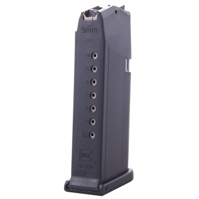 Model 19 9mm Magazines by Glock
