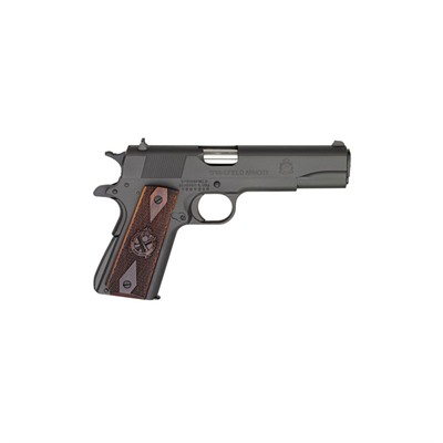 Mil-Spec Parkerized 5in 45 Acp Parkerized Wood Fixed 7+1rd by Springfield Armory