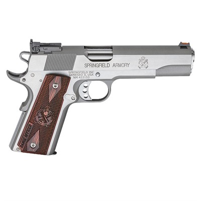 Range Officer 5in 45 Acp Stainless 7+1rd by Springfield Armory