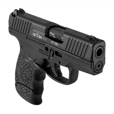 Pps M2 Le Edition 3.18in 9mm Black 7+1rd by Walther Arms Inc