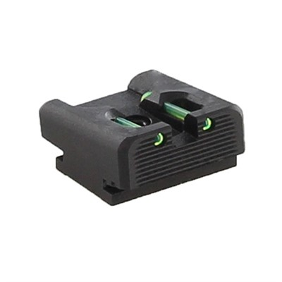 Fiber Optic Rear Sight by Dawson Precision