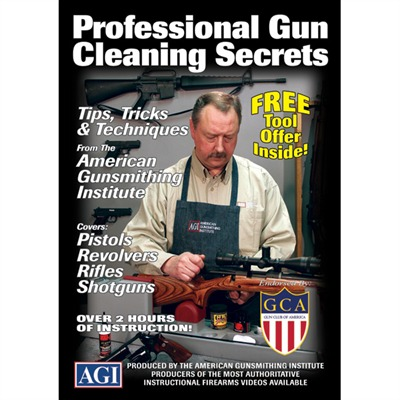 Professional Gun Cleaning by Agi