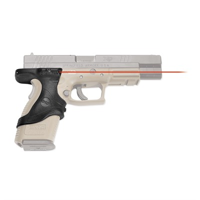 Springfield Xd9/40 Rear Activation Lasergrips by Crimson Trace Corporation