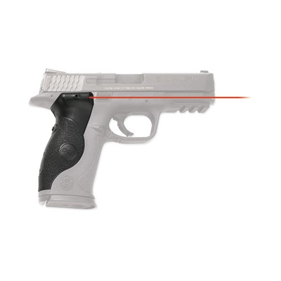 S & w/ M & P Full-Size Rear Activation Lasergrips by Crimson Trace Corporation