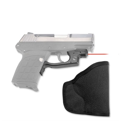 Keltec Pf9 Laserguard with Pocket Holster by Crimson Trace Corporation