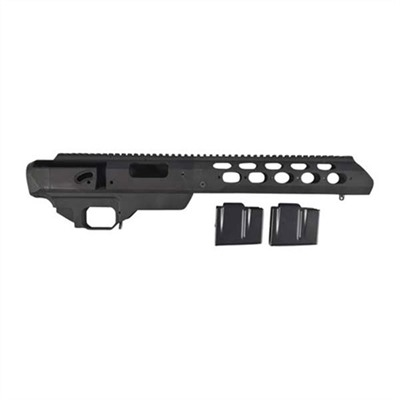Rem 700 Tac-21 Sa Stock Chassis w/ 2 5-Rd Magazines by Modular Driven Technologies
