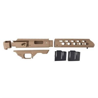 Rem 700 Sa Stock Chassis w/ 2 5-Rd Magazines by Modular Driven Technologies