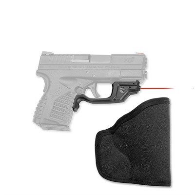Springfield Xd-S Laserguard with Pocket Holster by Crimson Trace Corporation