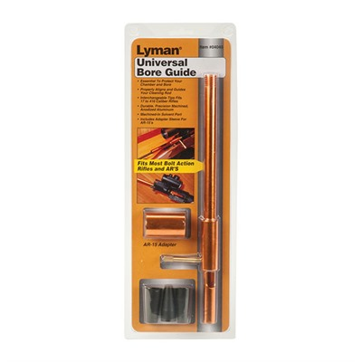 Universal Bore Guide by Lyman