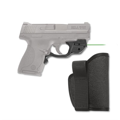 S & w/ Shield 9/40 Laserguard with Iwb Holster by Crimson Trace Corporation
