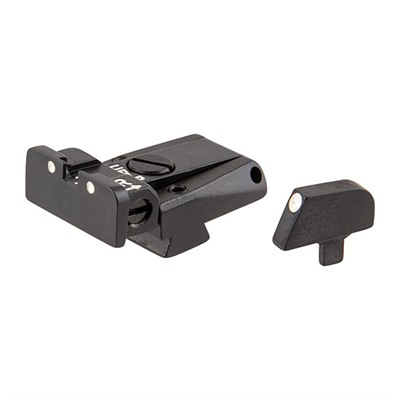 Colt Adjustable Sight Set by L.p.a. Sights