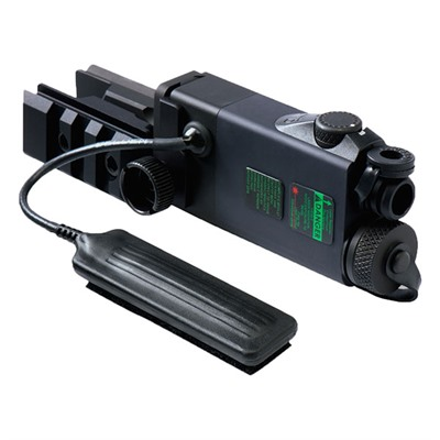Click here to buy Ar-2a Laser with Dual Picatinny Rails by Steiner Optics.