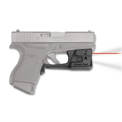 Glock 42/43 Laserguard Pro Light and Laser by Crimson Trace Corporation