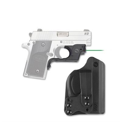 Sig P238/P938 Laserguard with Blade-Tech Iwb Holster by Crimson Trace Corporation