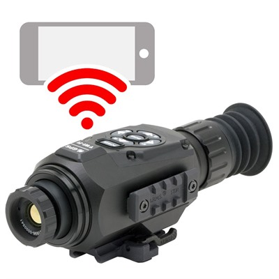 Thor HD 640 1.5-15x Thermal Rifle Scope by Atn