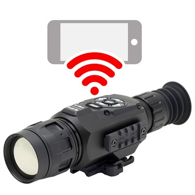 Thor HD 640 2.5-25x Thermal Rifle Scope by Atn