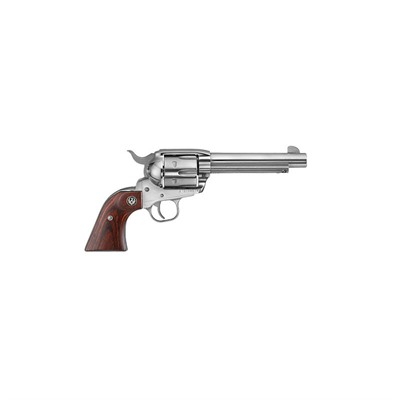 Vaquero 5.5in 45 Colt Stainless 6rd by Ruger