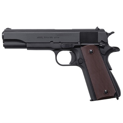 1911a1 5in 45 Acp Matte Black 7+1rd by Auto Ordnance
