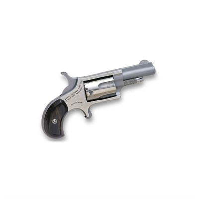 Mini-Revolver 1.625in 22 Lr Stainless 5rd by North American Arms