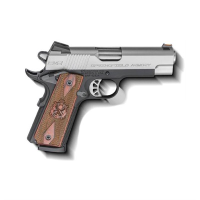 1911-A1 Emp Champion Lw 4in 9mm Stainless 10+1rd by Springfield Armory