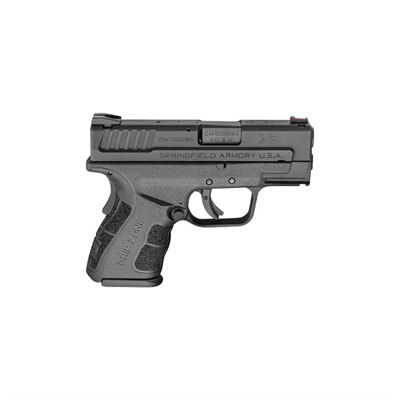Xd Mod.2 Sub-Compact 3in 40 S & w/ Polymer 3 Dot Fixed 12+1rd by Springfield Armory
