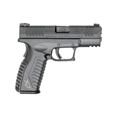 Xd(M) 3.8in 40 S & w/ Black 16+1rd by Springfield Armory
