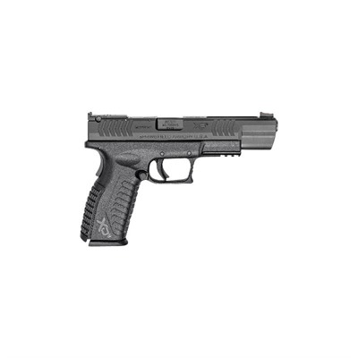 Xd(M) Competition 5.25in 9mm Black 19+1rd by Springfield Armory