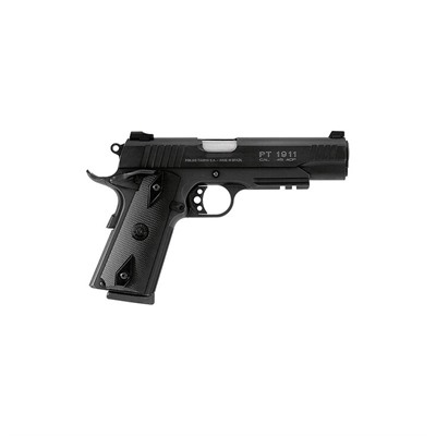Click here to buy Pt-1911 5in 45 Acp Blue 8+1rd by Taurus.