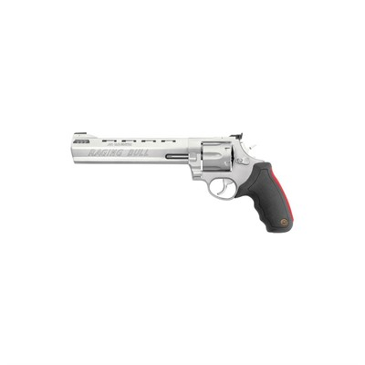 Click here to buy 444 Raging Bull 8.375in 44 Magnum Matte Stainless 6rd by Taurus.