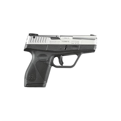 709fss 3.2in 9mm Stainless 7+1rd by Taurus