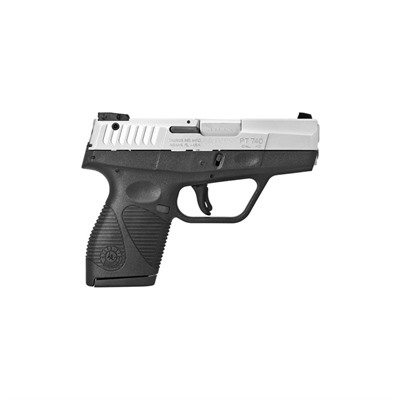 740fss 3.2in 40 S & w/ Stainless 6+1rd by Taurus