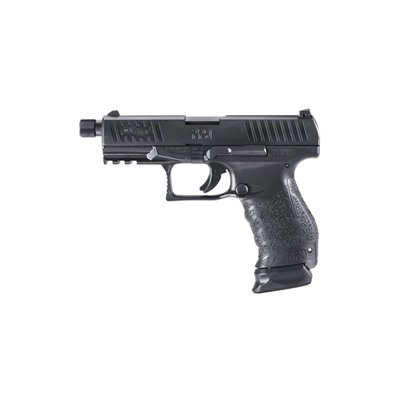 Ppqm2 Navy Sd 4.6in 9mm Black 15+1rd by Walther Arms Inc