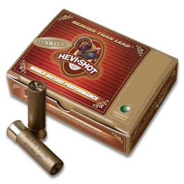 Hevi-Shot Hevi-13 Ammo 12 Gauge 3 & Quot; 2 Oz 4 Shot by Environ-metal Inc.