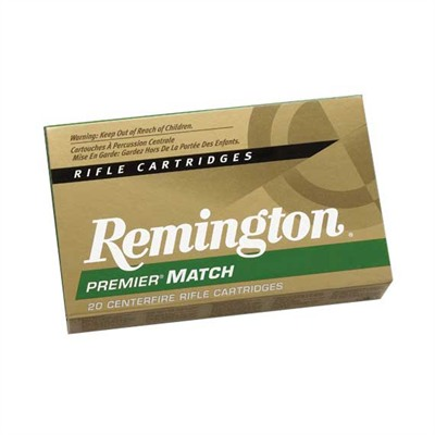 Click here to buy Premier Match Ammo 223 Remington 62gr Hp by Remington.