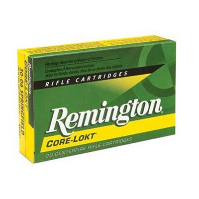 Core-Lokt Ammo 35 Remington 200gr Sp by Remington