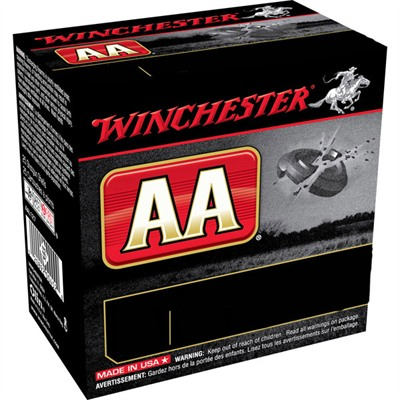 Aa Heavy Target Ammo 12 Gauge 2-3/4 & Quot; 1-1/8 Oz 7.5 Shot by Winchester