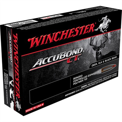 Supreme Accubond Ct Ammo 270 Winchester 140gr Bt by Winchester