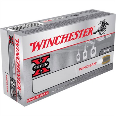 Winclean Ammo 9mm Luger 147gr Beb by Winchester