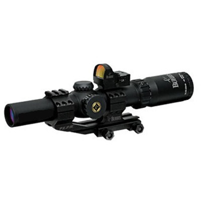 Mtac Rifle Scopes by Burris