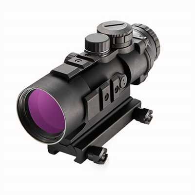 Click here to buy Ar-536 5x Red Dot Sight w/Fastfire Ii by Burris.