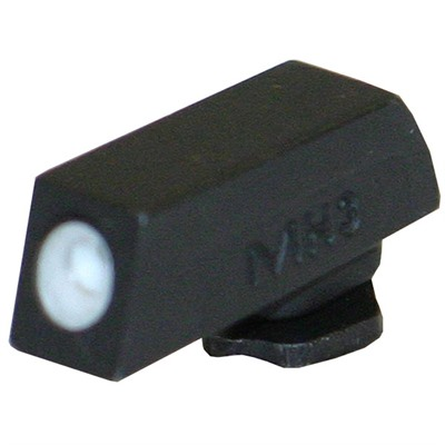 Tritium Night Front Sights for Glock by Meprolight