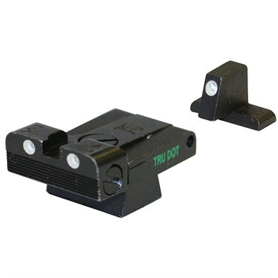 Hk Usp Tru-Dot Adjustable Night Sight Set by Meprolight