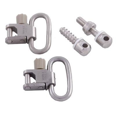 115 Nickel Plated Swivel Set by Uncle Mikes