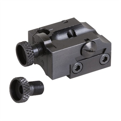 Rifle Rimfire Receiver Rear Sight by Necg