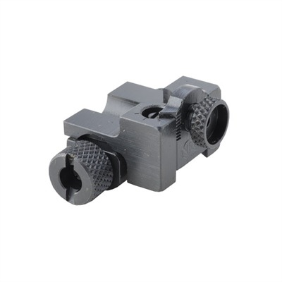 Ruger 77/22 Ghost Ring Receiver Rear Sight by Necg