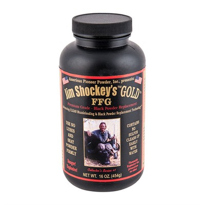 Click here to buy Ffg Granulated Black Powder Substitute by American Pioneer Inc..