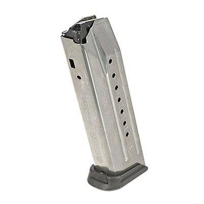 Ruger American Pistol Magazines, 9mm Luger by Ruger