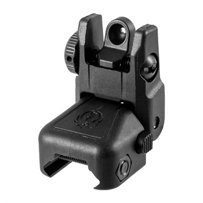 Sr-22 Rapid Deploy Rear Sight by Ruger