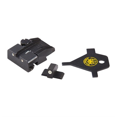 Px4 Adjustable Rear Sight by Beretta Usa
